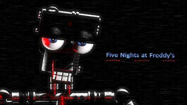 Five Nights at Freddy's Wallpaper by Nitroaucity