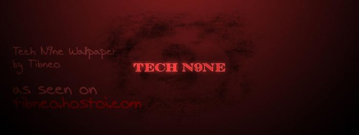 Tech N9ne Wallpaper by Tibneo