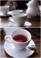 wildstrawberry-flavored tea by panna-poziomka