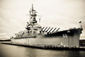 USS Alabama by stephben