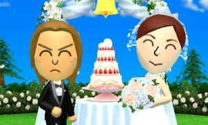 Pixel and Cortni get married by GWizard777