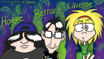 The day of the tentacle heroes by LazyAsHell