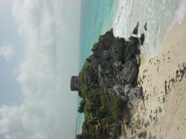Tulum Beach by HotDogVamp