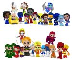 XMen And Brotherhood Buddypoke by Ben2DJammin