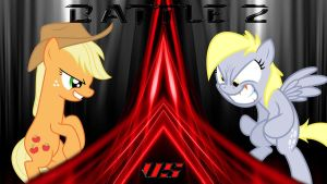Pony Kombat 2 Round 3, Battle 2 by Mr-Kennedy92