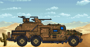 Everard Armored Car by Toby-Phealin