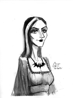 DSC 100412- Lily Munster by GilTriana