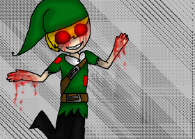 Ben Drowned. by InsaneCuteKitty