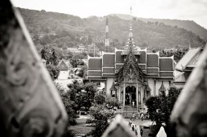 Chalong Temple. by rollmodel101