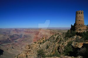Grand Canyon 2007 by lenormandcafe