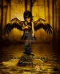 Revenge Of The Fallen Angel by SymphonyofElegy