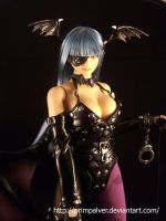 Morrigan Aensland 1/6 custom figure Utatane Costum by PrimPalver