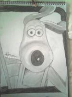 Gromit by BeckyCrowe