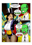 Zatanna meets the Mask by Soares1993