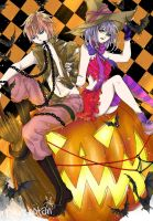 Happy Halloween 311014 by Akuchotan