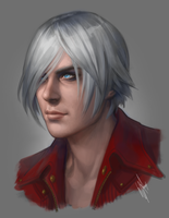 Dante by WarrenLouw