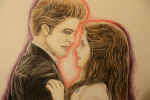 Edward and Bella by Tammy--J