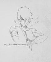 Ichigo (sketch) by SunSero