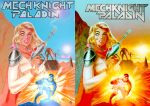 Mechknight-paladin-cover Rework by artmunki