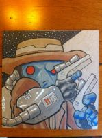 Lil Dude Cad Bane by MARR-PHEOS