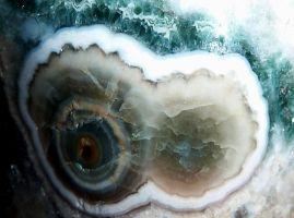 The eye on the stone by AlixMaria