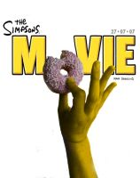 the simpsons movie: LIVE by Ulla-Andy