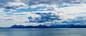 Skye From Applecross by Stuartf