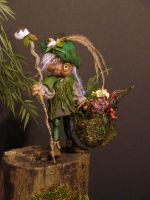 Nuala the Gleaning Sprite 2 by Boggleboy