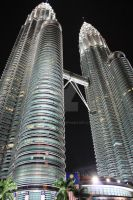 Petronas Twin Towers by NatalieFNS