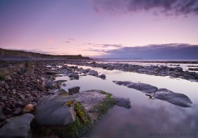 Somerset Coast by JakeSpain