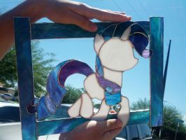 Rarity Stained Glass (1) by SuperPeasentNajeeb
