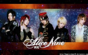 Alice Nine Senkou by hamsterchan155