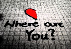 Where are you? by jajoo