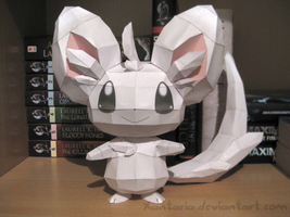 Chillarmy Papercraft by Xantaria