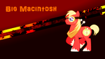Big Macintosh Wallpaper by Game-BeatX14