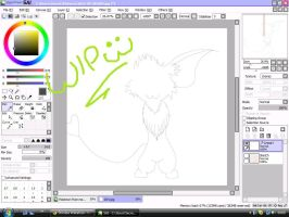 WIP by alterene