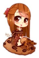 Cookie Chan by Quiss