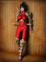 Taki The Demon Huntress 2 by covenan