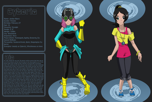 SC: Cyberia profile by Hieis-Wolf-Girl