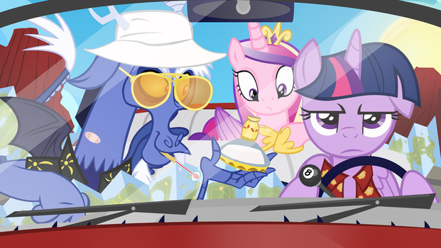 Buy The Ticket, Take The Ride by PixelKitties
