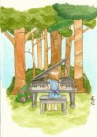 Piano by Lunamis