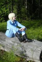 APH - Tino cosplay 1 by Fukou