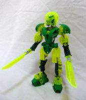 MOC - Lewa Marama - My Tribute To Bionicle MOCing by Alex-Darkrai
