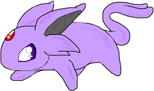 Espeon by vivianchhay