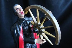 Dracula A.D 1972 1/6 Resin Statue by Joker-laugh
