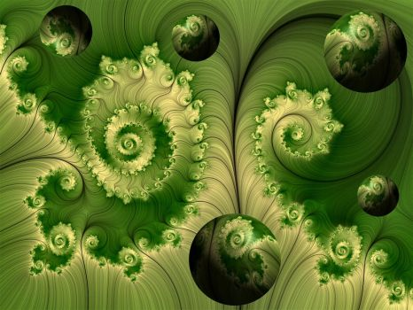 Keep it Green by Thelma1