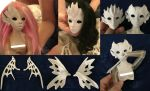 Fairy BJD Dolls WIP by silverbeam