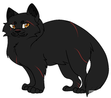 Yellowfang by wendigoeater