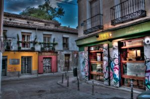 Calle del Acuerdo by Dhaundre