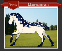 Mistinguett 7014 by beauclaire